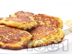 Картофени кюфтета с джоджен - снимка на рецептата